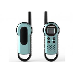 3-5KM Work Range Rechargeable Walkie Talkies With Key Lock Function