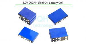 China Prismatic 3.2 Volt 200AH Li Ion Solar Batteries China Manufacturers Wholesale For Telecom Base Station on sale