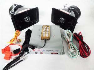 China 12V/24Velectrical Siren with Speaker for Squad car & Fire  T-11 on sale