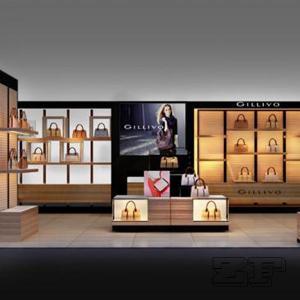 Shopping Mall Handbag Shop Furniture Design For Sale Hand Bag