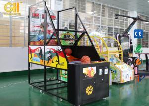 Quality Arcade Style Basketball Shooting Game For Home , Electronic Basketball Machine for sale