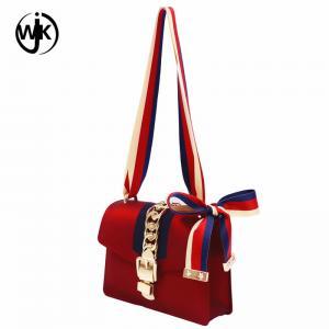 China online shopping women crossbody shoulder bag popular design lady bags women jelly bag on sale