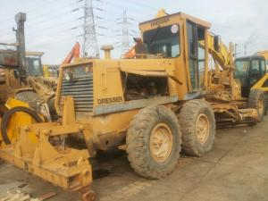 China 185hp Used Motor Grader With Ripper , Dresser Motor Grader 870 Year 2002 5861hrs on sale