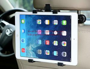 China Car Back Seat Tablet Stand Headrest Mount Holder for iPad 2 3 4 Air 5 Air 6 ipad mini 1 2 3 Tablet SAMSUNG PC Stands on sale