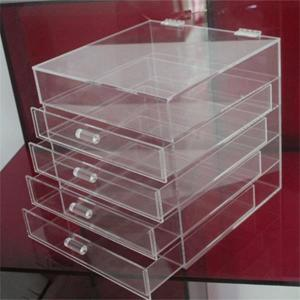 China Top quality new  product acrylic makeup/cosmetic Acrylic organizer on sale