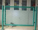 Покрынная PVC проволочная изгородь серии загородки ячеистой сети