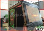Machine dynamique de jeu d'amusement de salle de cinéma de 5 D pour le divertissement