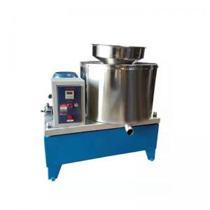 China High Capacity Oil Filtering Equipment Edible Oil Purifier Machine 3KW Power on sale