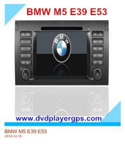 China Special car dvd player for BMW E46 with Android 4.40 system HD touch Screen 3G Wifi GPS supplier