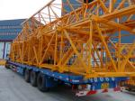 60m Topkit Tower Crane TC7013-12(QTZ160) With Leg Fixing Type , Self Climbing Tower Crane