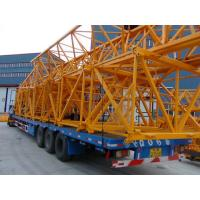 60m Topkit Tower Crane TC7013-12(QTZ160) With Leg Fixing Type , Self Climbing Tower Crane