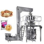 30 Bags / Min 250mm Puffed Food Packing Machine