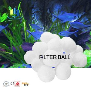 China Filter Ball Sand Lightweight Durable Eco-Friendly for Swimming Pool Cleaning Equipment on sale