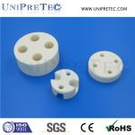 High Precision Machining Insulating Alumina Al2O3 Ceramic Spacer
