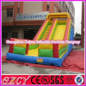 China Cheap Inflatable Slide For Kids EN14960 Standard on sale