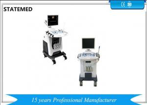 China 96 E 3d Ultrasound Equipment 15 Inch Monitor / 4D Medical Ultrasound Machine on sale