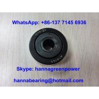 China Lubri Disc Seals Yoke Type Cam Follower Bearing , CYR-1 5/8-S Track Roller Bearings on sale