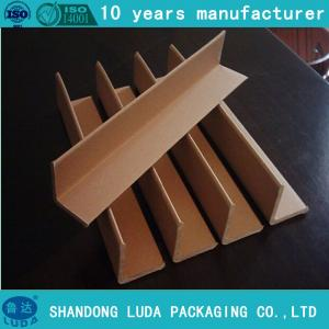 China molded pulp paper corner guards on sale
