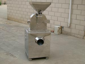 China Stainless Steel Dust Pulverizing Machine With 20-120 Crush Size For Foodstuff on sale