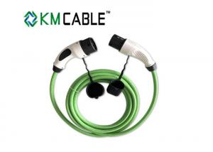 China Electric Vehicle EV Charging Cable 240v High Felxibility TPE Insulation on sale