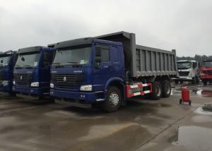 China Caminhão basculante pesado HYVA de HOWO A7 do cilindro de 40 toneladas do caminhão basculante 336HP 6X4 LHD 20CBM on sale
