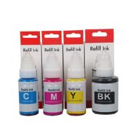 Canon PIXMA MG5750 MG6850 Color Refill Ink With 70mL / Bottle Water Based