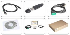 China Professional Auto Diagnostic Tools Interface , Vcs Vehicle Communication Scanner on sale