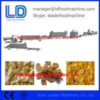 Factory price corn flakes machine production  process making machine