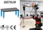 Fixed TIG MIG Welding Manipulator Input Power 3P AC220V 50Hz Longitudinal