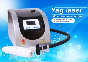 China Professional Laser Tattoo Removal Machine Q Switch Nd Yag Laser Machine on sale