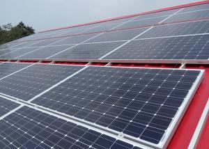 China High Efficiency B Grade Solar Panels 1480*680*40 Mm Easy Installation on sale
