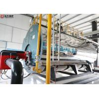 1T - 20T Biogas Steam Boiler For Pharmacy / Plastic / Rice Mill Industry