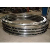 Hot rolled carbon steel flat welding flange for pipe and tube end