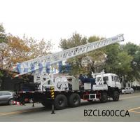 Best quality lower cost Truck mounted water well drilling rig drill up to 600 meters