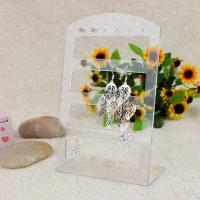 China Plastic Acrylic Jewelry Earring Display Rack High Gloss Acrylic Jewelry Stand on sale