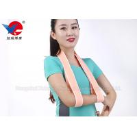 Pink Easy Wear Medical Arm Sling , Child Arm Sling For Rotator Cuff Surgery