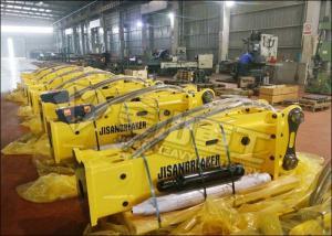 China Beilite Series Hammer Rock Breaker Silence Bracket For Caterpillar Excavator on sale