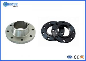 China ASME B16.5 Welding Neck Seamless Alloy Steel Flanges ASTM A182 F44 SW RF 150LBS on sale