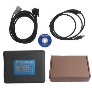 China Multi-language Auto Diagnostic Tools , SDS For Suzuki Motocycle Diagnosis System on sale