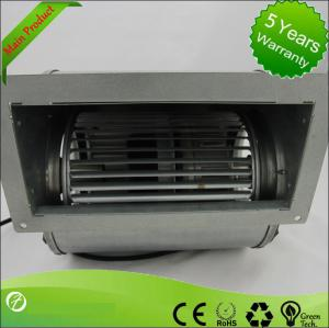 China High Efficiency AC Double Inlet Centrifugal Fans Blower For Heat Recovery on sale