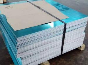 China Stable 5052 Aluminium Plate , 5052 H32 Aluminum Sheet Welding Performance on sale