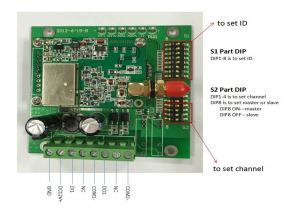 China 1W Wireless Pump Control Remote Pump ON OFF Control Embedded Wireless Solution 2km on sale