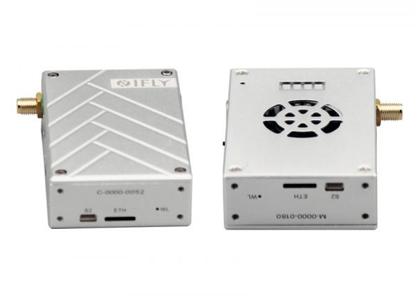 10km range 15ms latency UAV Data link radio transmitter support