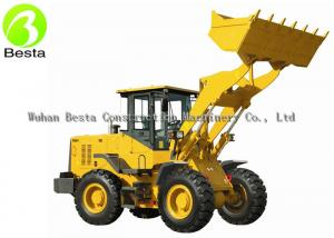 China 1500KG Capacity 2WD Mini Wheel Loader 2.9Ton ZL15 With Diesel Motor on sale