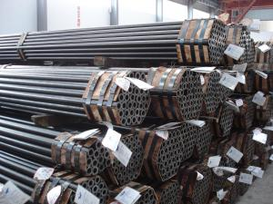 China Seamless steel tubes for pressure purposes EN10216-2 on sale