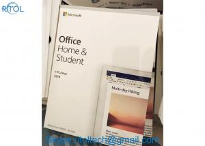 China Professional Microsoft Office Key Code 2019 Home And Business Download on sale