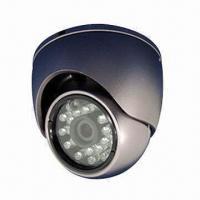 1/3-inch Sony Color Metal IR Dome Camera