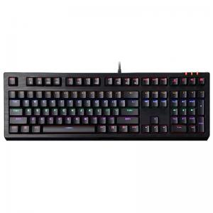 China Customizable Mechanical Gaming Keyboard , Colorful 104 Keys USB Gaming Keyboard on sale