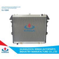 Aluminum Material TOYOTA HILUX VIGO Radiator OEM 16400-OC140/OC210