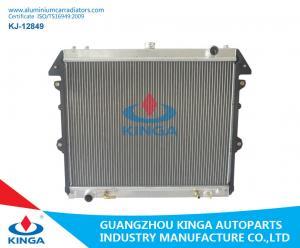 China Aluminum Material TOYOTA HILUX VIGO Radiator OEM 16400-OC140/OC210 on sale
